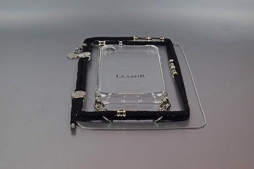 LeashR Limited Edition (schwarz / silber)