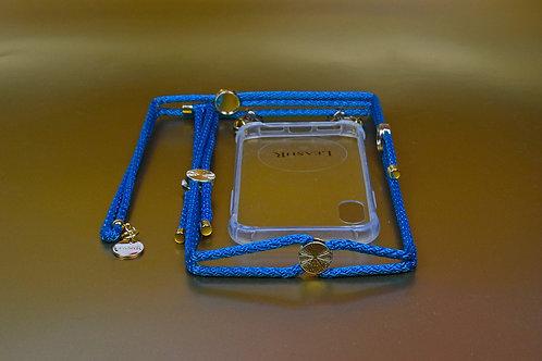LeashR Cross (aquamarin)