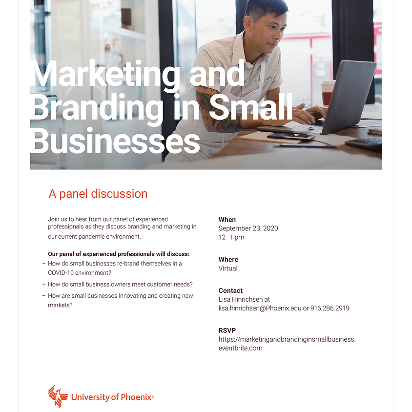 Marketing and Branding in Small Businesses