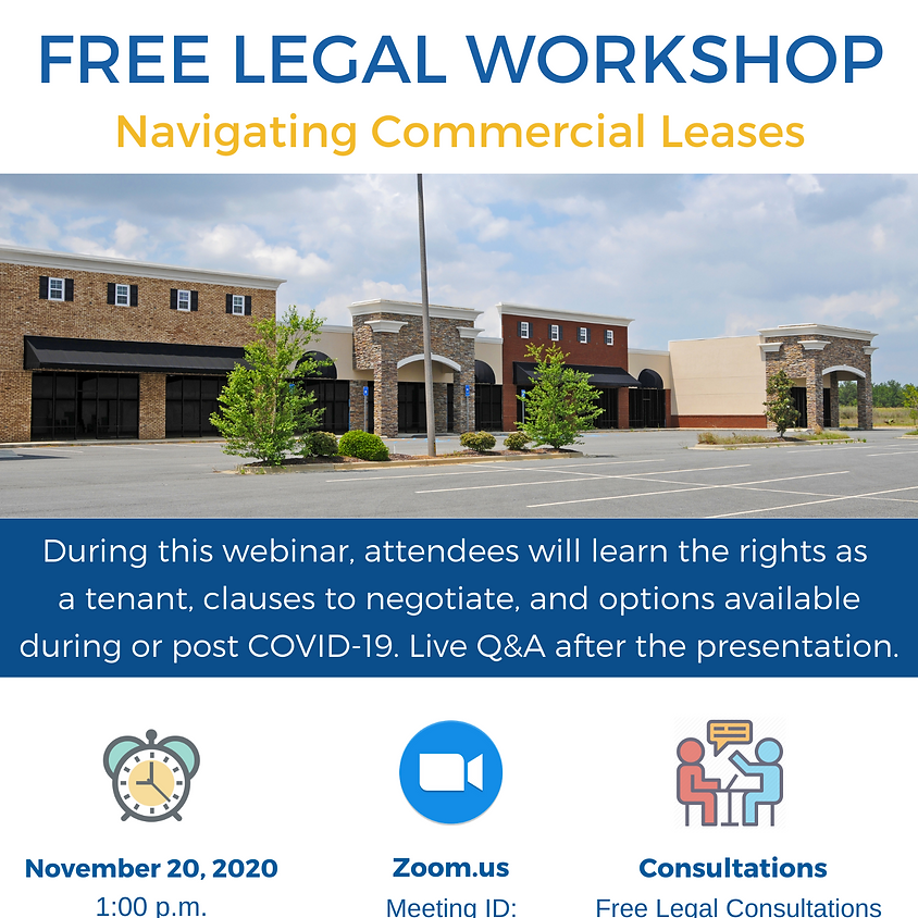 Navigating Commercial Leases During COVID-19