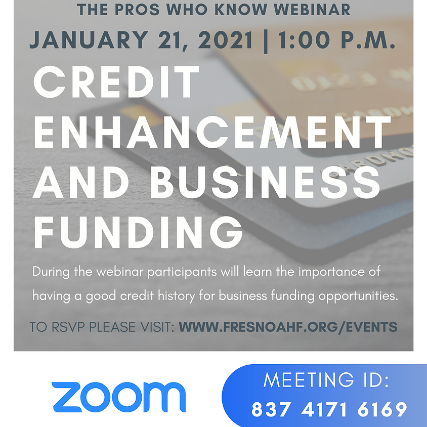 Credit Enhancement Webinar