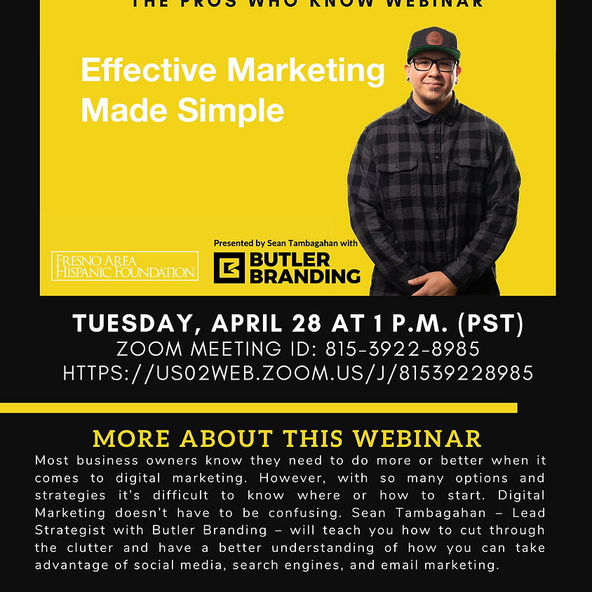 Effective Marketing Made Simple