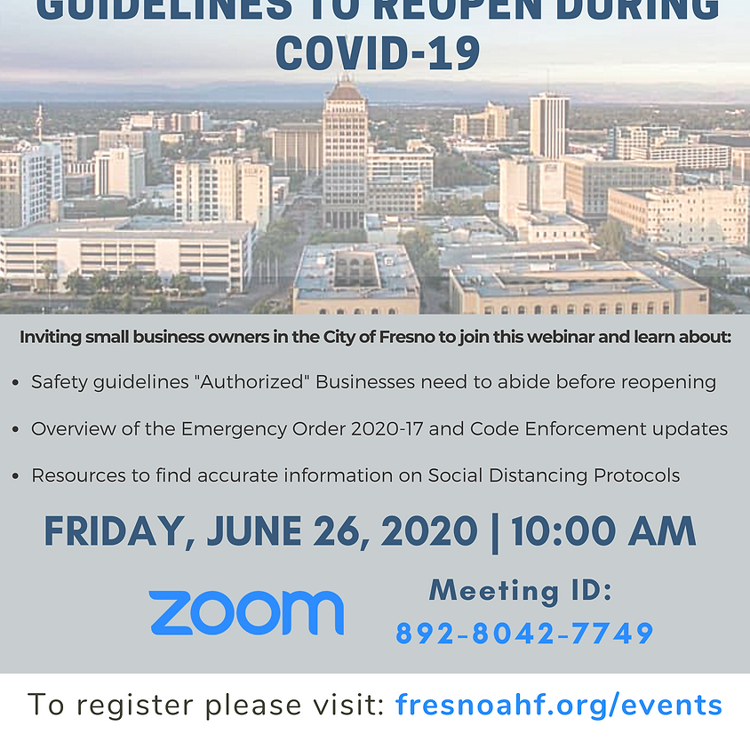 Safety Guidelines During COVID-19