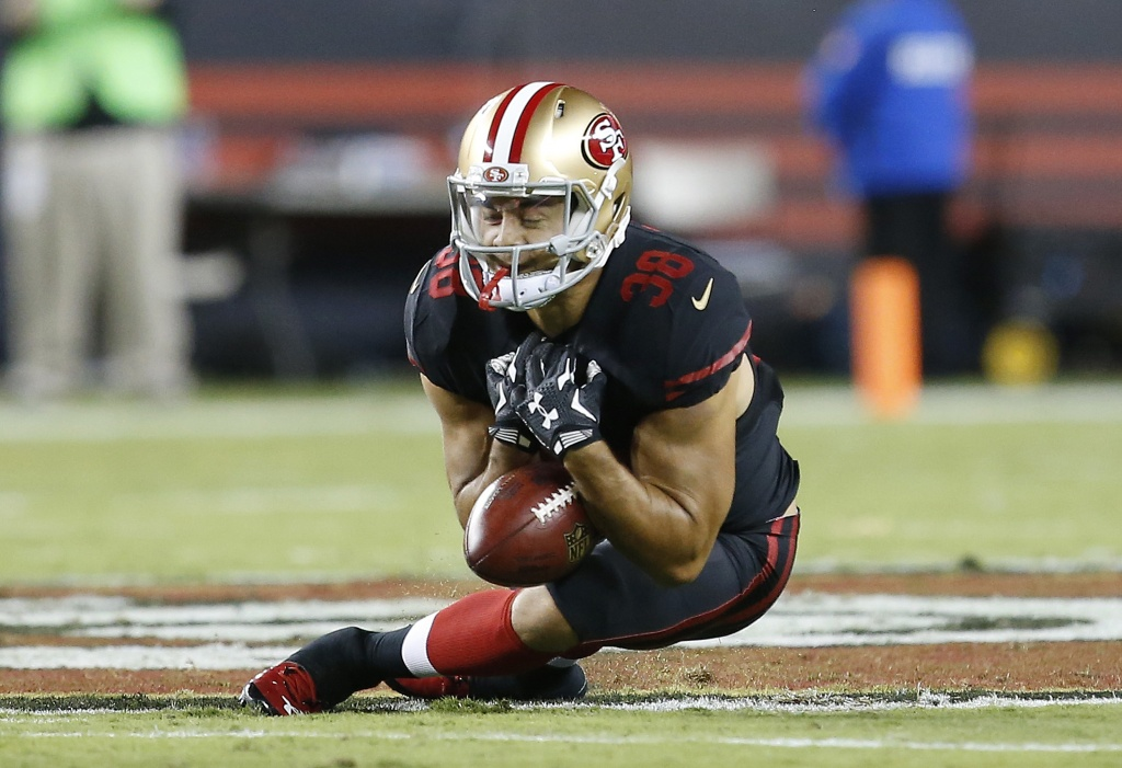Jarryd Hayne's First Game Live Blog