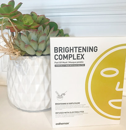 Brightening Complex Hydrojelly Treatment Mask