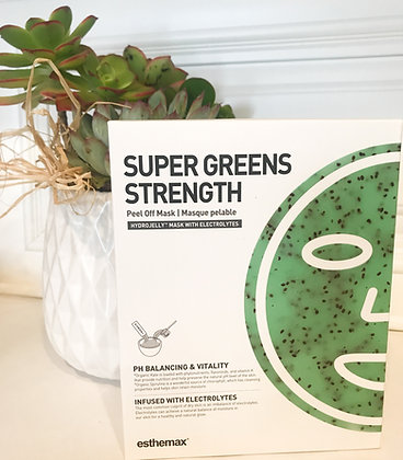 Super Greens Hydrojelly Treatment Mask