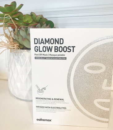 Diamond Glow Boost Hydrojelly Treatment Mask