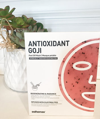 Antioxidant Goji Hydrojelly Treatment Mask
