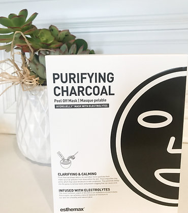 Fortifying Active Charcoal Hydrojelly Treatment Mask