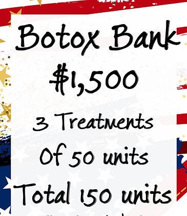 Botox Bank