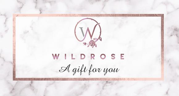 Wildrose Aesthetics Gift Card
