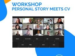 Erfolgreiche Positionierung mit ungewöhnlichen Lebensläufen – Personal Story meets CV