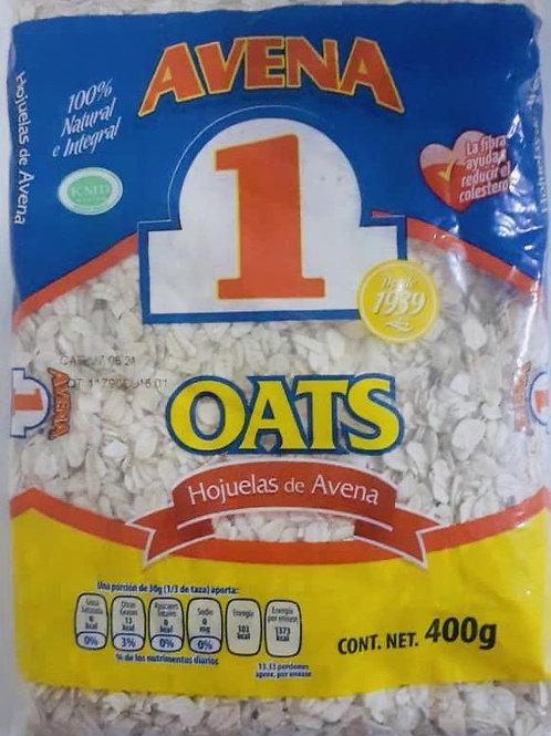 Cereal de Avena 400g
