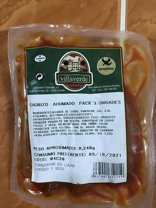 Chorizo Ahumado Importado(pk 3)