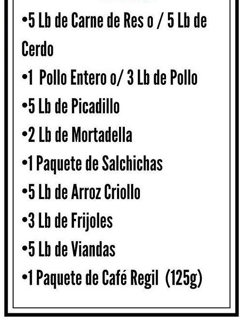 Combo Clásico Camagüey