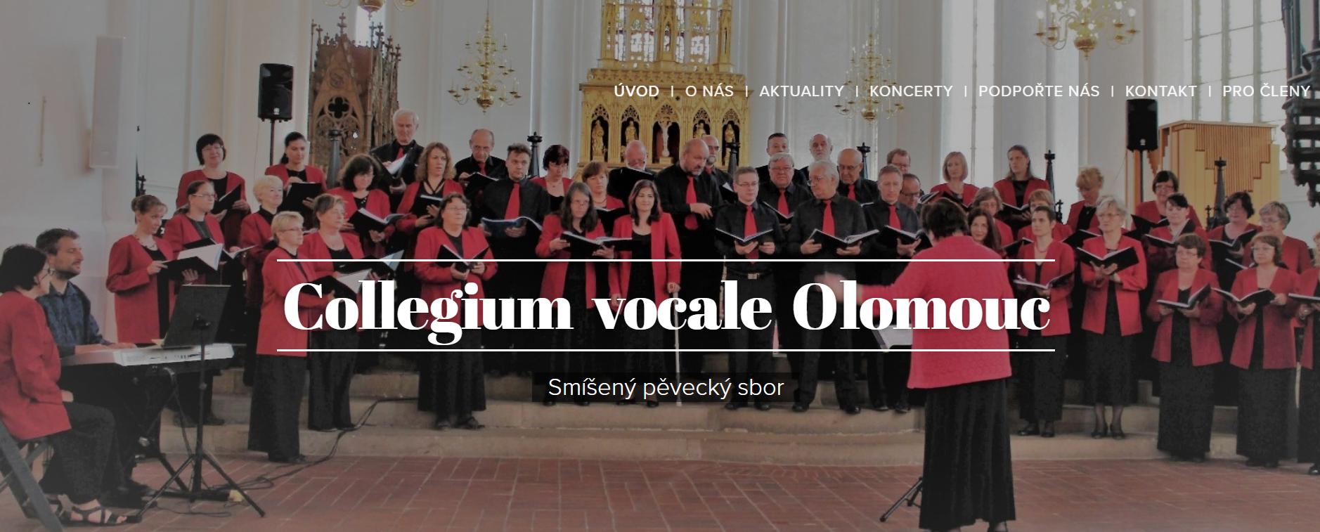 Collegium vocale Olomouc