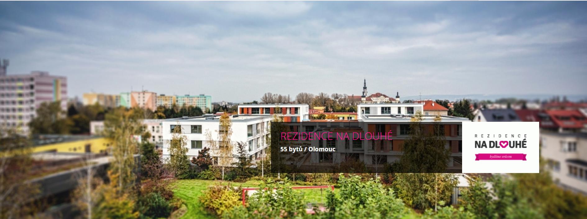 Rezidence na Dlouhé Olomouc
