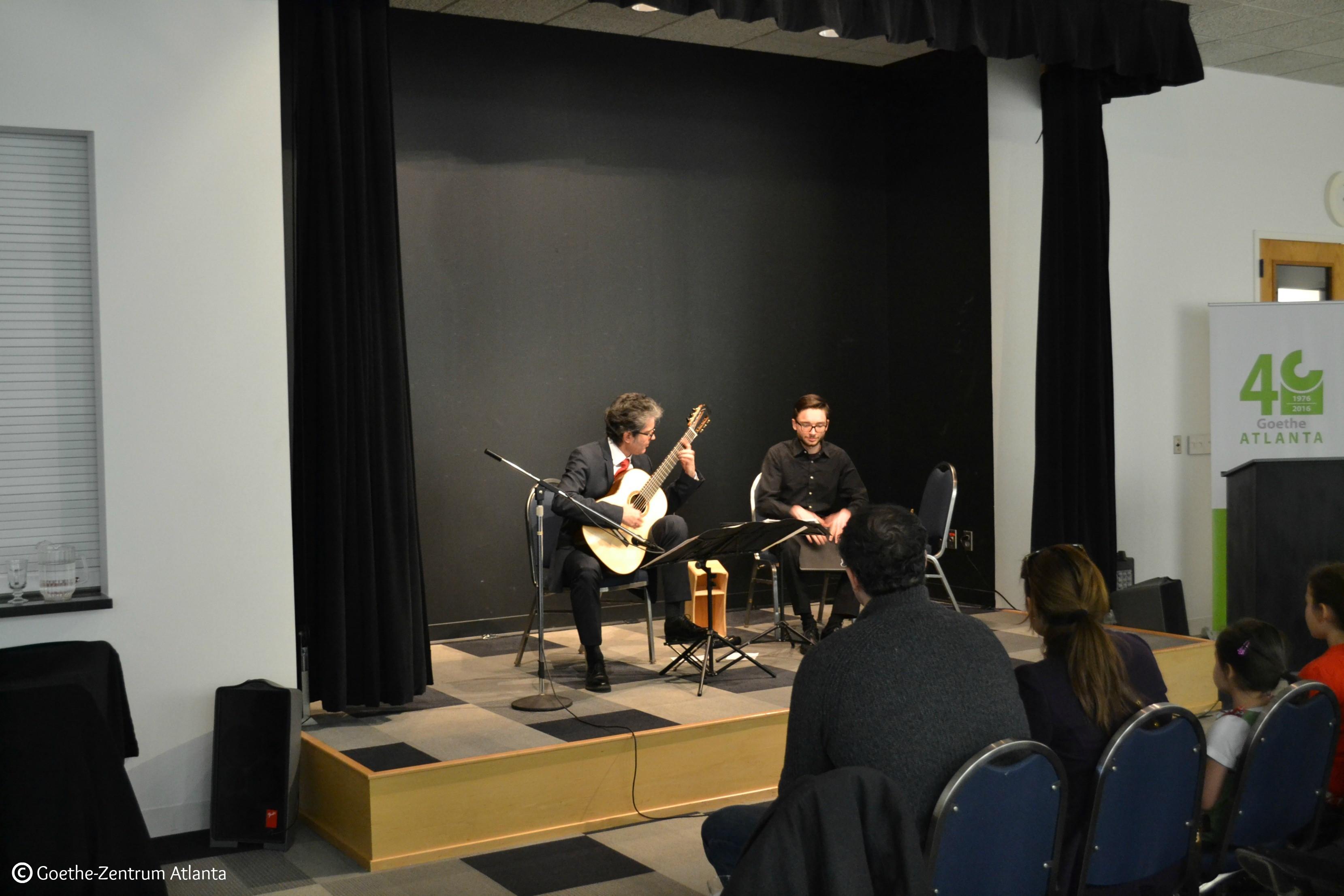 Stefan Grasse Concert