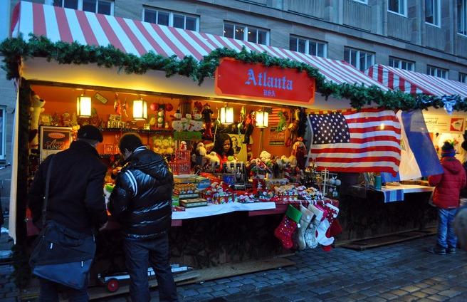 Nuremberg Christkindl Market