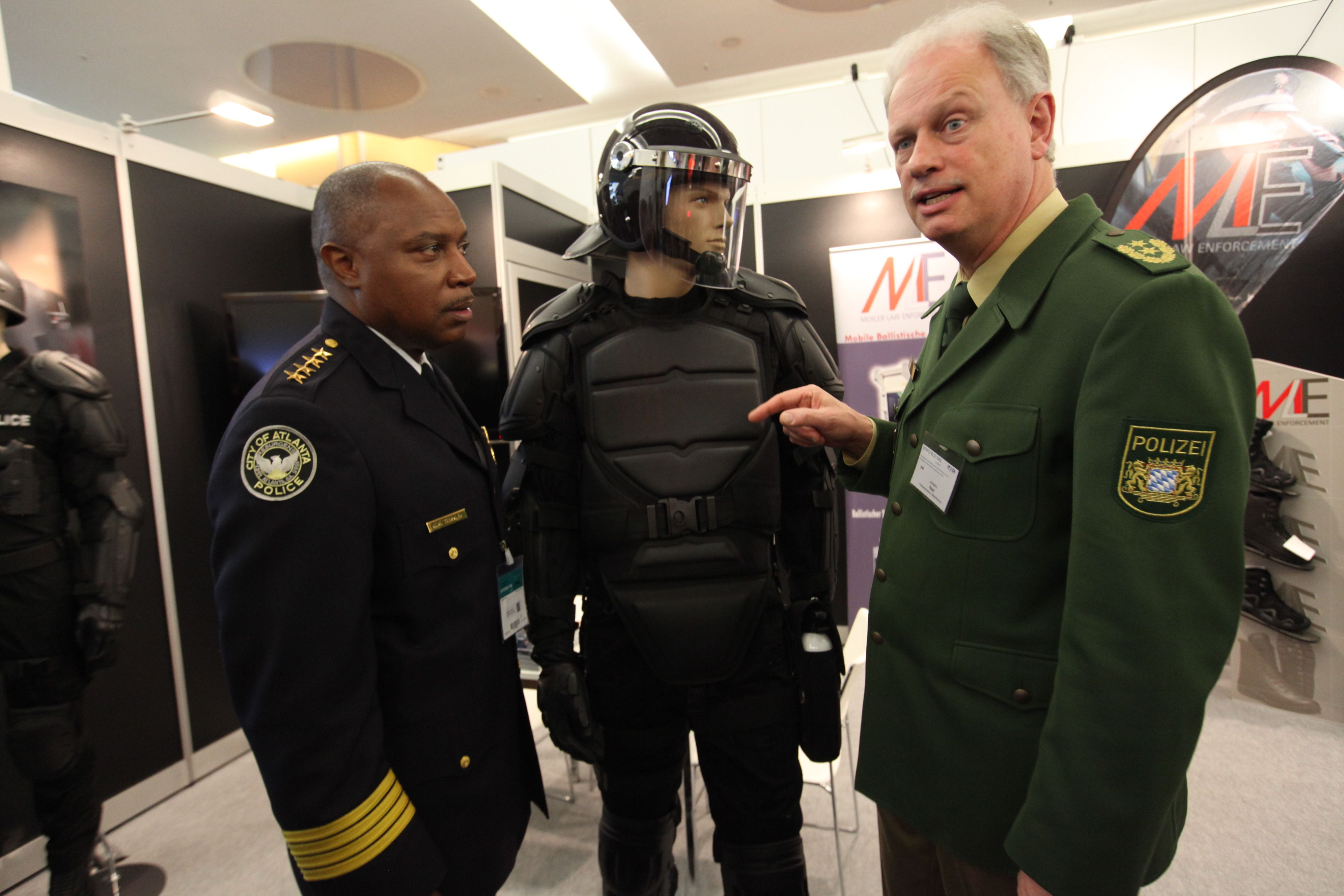 ATL Police Chief Visits Nuremberg