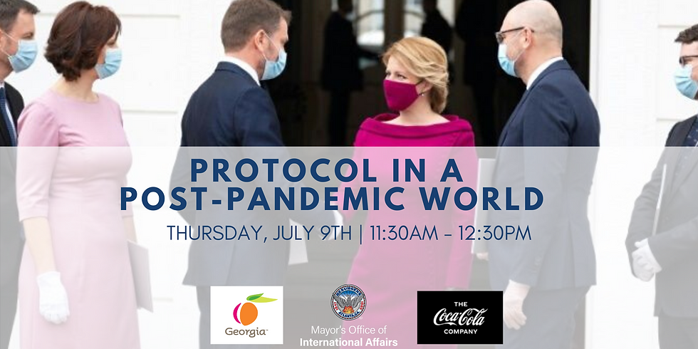 Protocol in a Post-Pandemic World