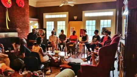 The Carroll House Artist Retreat