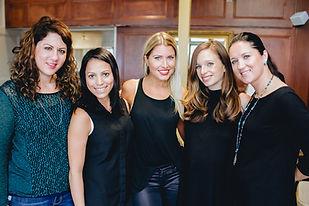 Natural Makeup & Hair Wedding Team