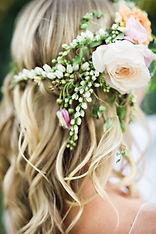 Long Island Wedding Hair
