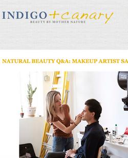 Indigo + Canary
