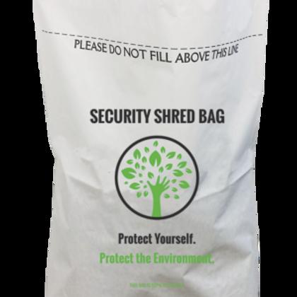 Seal 'N Shred Bag