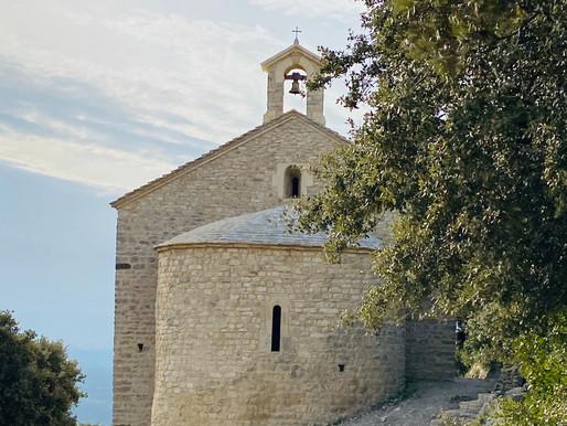 Abbaye Saint Hilaire à Beaumes de Venise