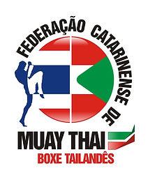 federacao catarinense Muay Thai