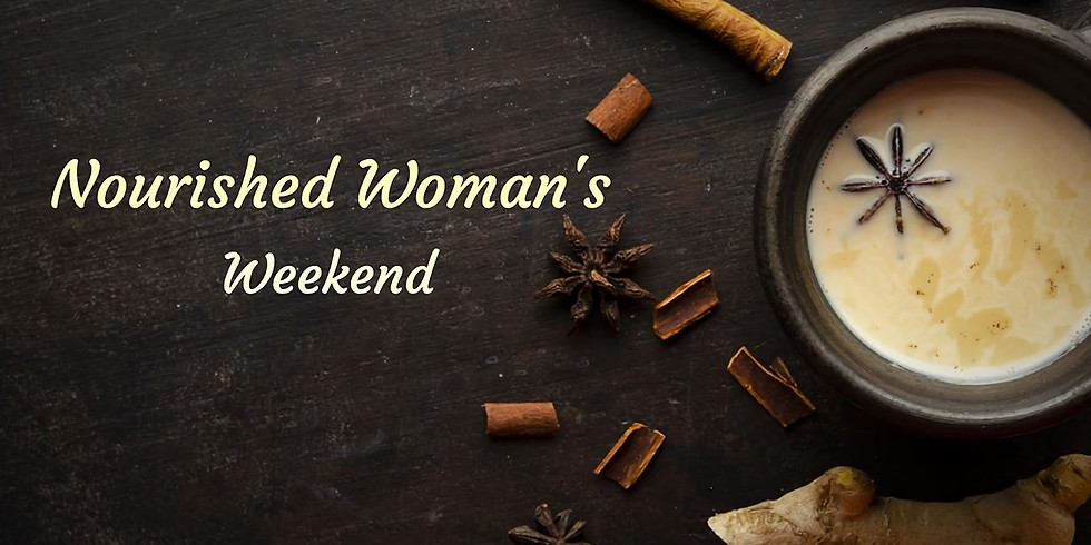 Nourished Women's Weekend