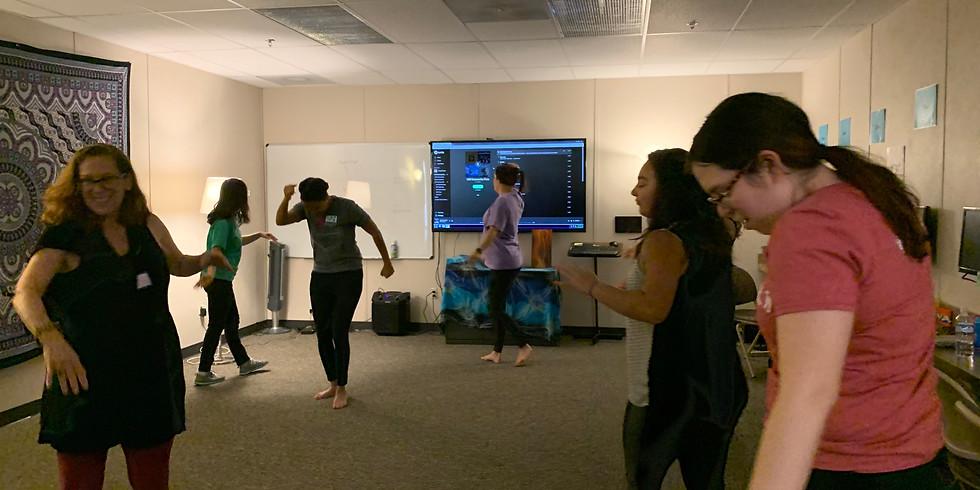 Dancing Mindfulness Community Class