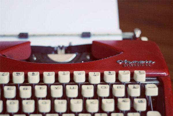 vintage red typewriter.jpg