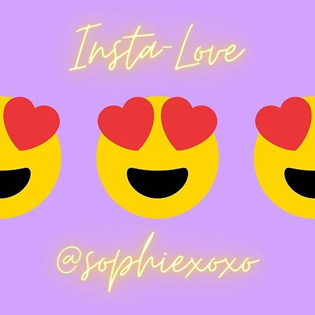 Purple, Yellow and Red Emojis Valentine'
