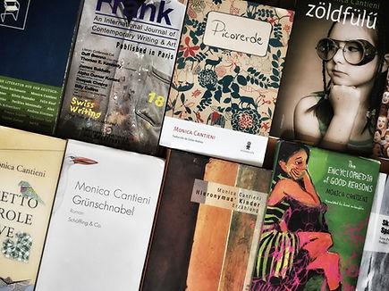 Bücher | Monica Cantieni