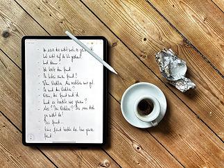 Monica Cantieni | Schreiben | Literatur | analog | digital