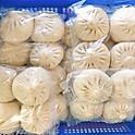 Pork Steamed Bun 白菜豬肉包 (4)