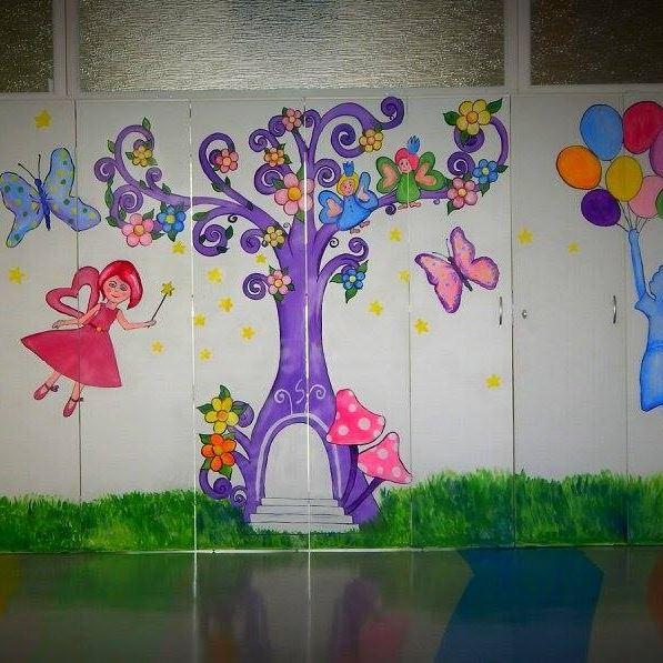 Il giardino dai mille colori
