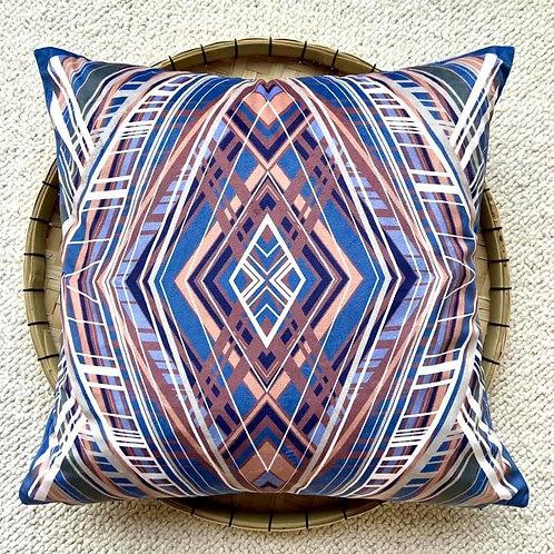 Technics cushion- blues