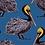 Thumbnail: Pelican Wallpaper -Harbour Blue