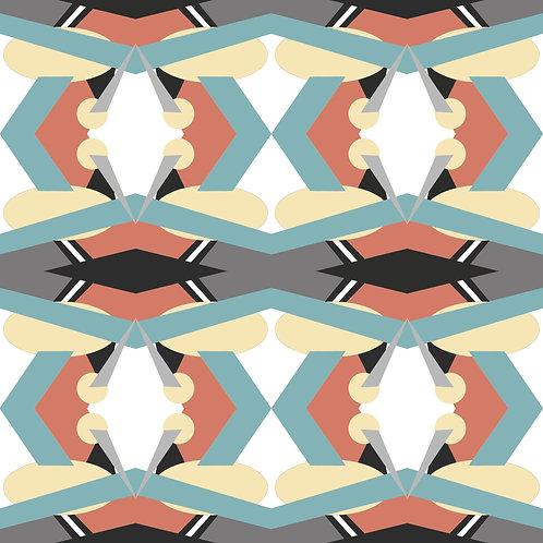 St.Johns fabric -Tan