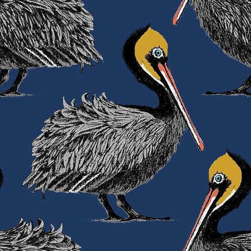 Pelican Canvas sample