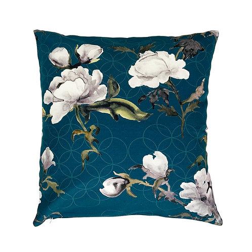 Gypsy cushion - peacock
