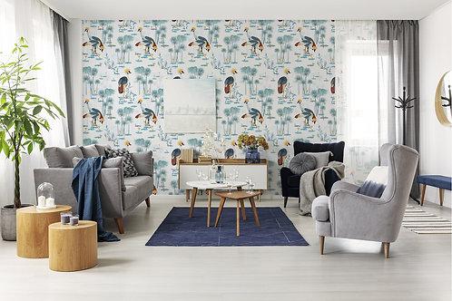 Cranes Wallpaper -pool