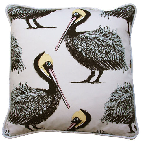Pelicans - Cushion Oyster