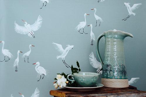 Egret Wallpaper - Sample