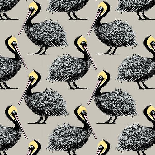 Pelican Wallpaper - Sample