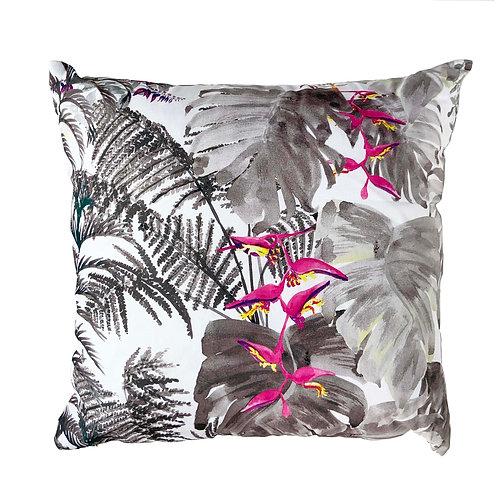 Tropical cushion - Smoke